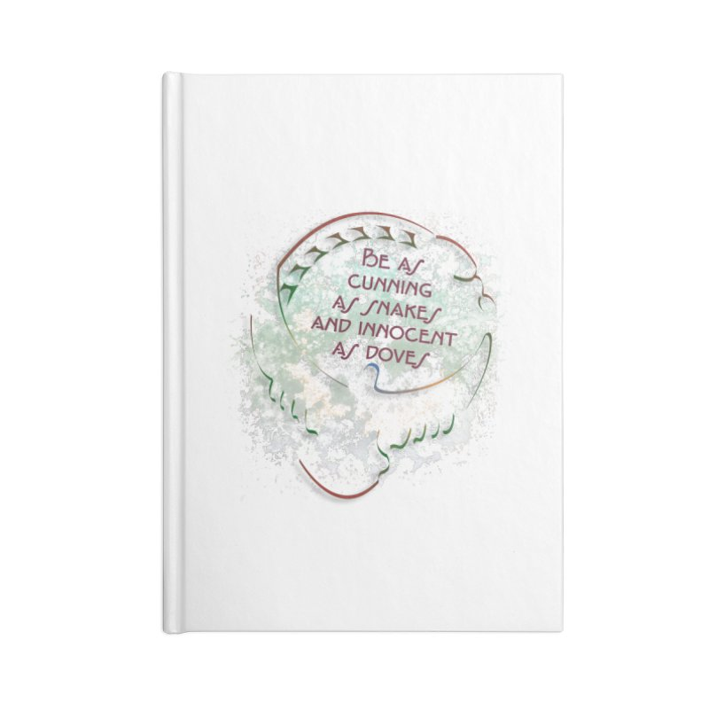 Clever Accessories Blank Journal Notebook by ReiLuzardo's Artist Shop