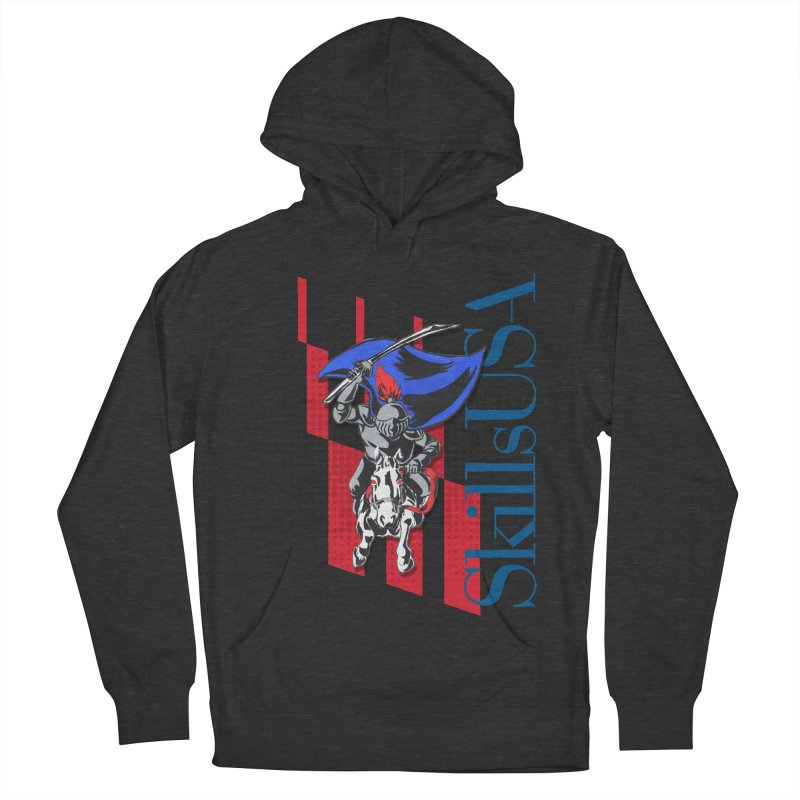 NMB SkillsUSA Chargers Men's French Terry Pullover Hoody by ReiLuzardo's Artist Shop