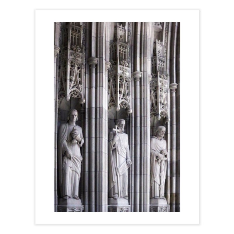 Three Saints in Fine Art Print by ReiLuzardo's Artist Shop