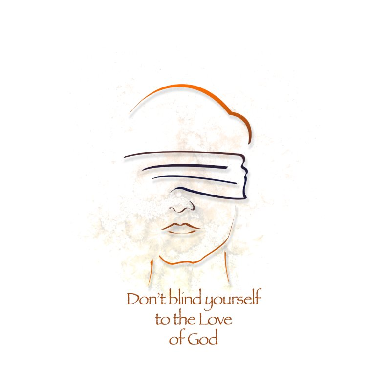 Don't blindfold yourself by ReiLuzardo's Artist Shop