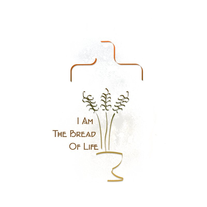 Jesus the bread of life by ReiLuzardo's Artist Shop