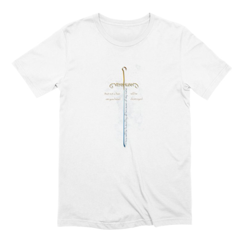 You will be hated by all in Men's Extra Soft T-Shirt White by ReiLuzardo's Artist Shop