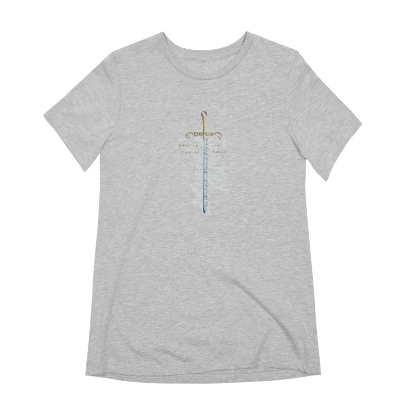 You will be hated by all Women's Extra Soft T-Shirt by ReiLuzardo's Artist Shop