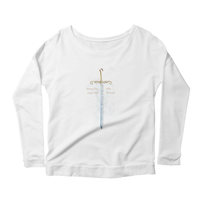 You will be hated by all Women's Scoop Neck Longsleeve T-Shirt by ReiLuzardo's Artist Shop
