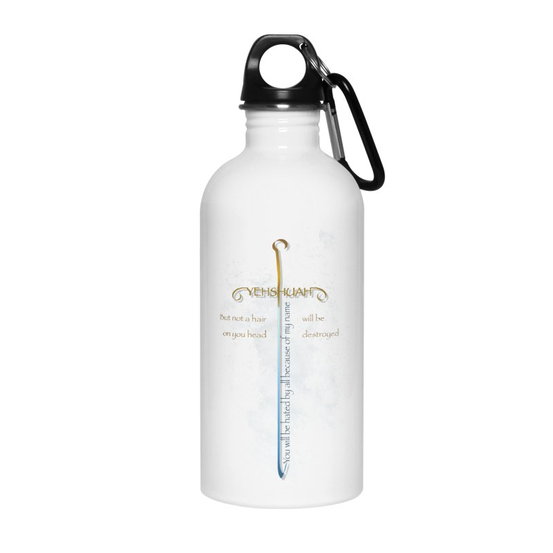 You will be hated by all Accessories Water Bottle by ReiLuzardo's Artist Shop