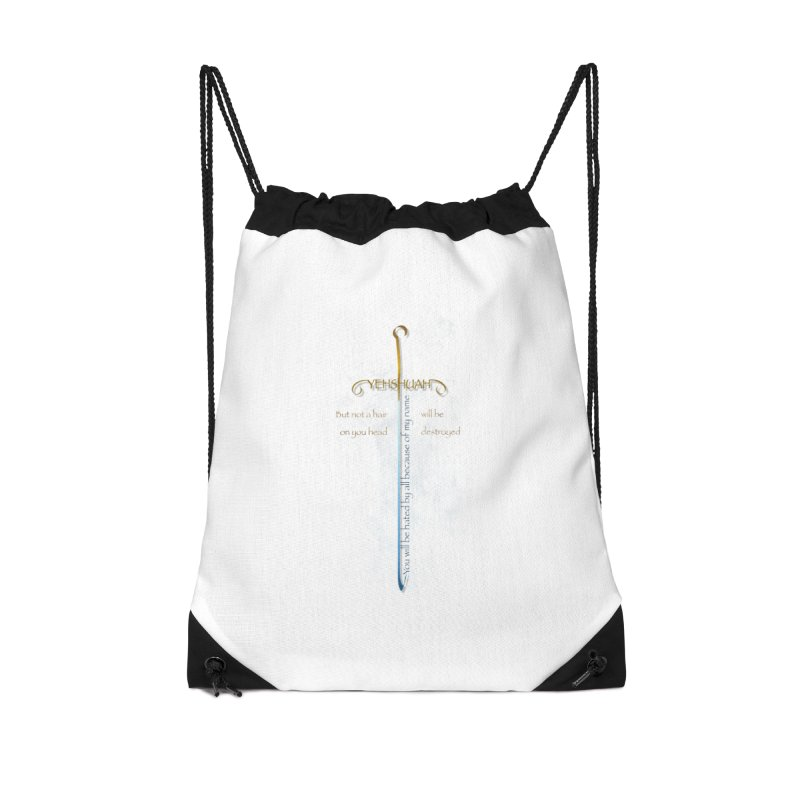 You will be hated by all Accessories Drawstring Bag Bag by ReiLuzardo's Artist Shop