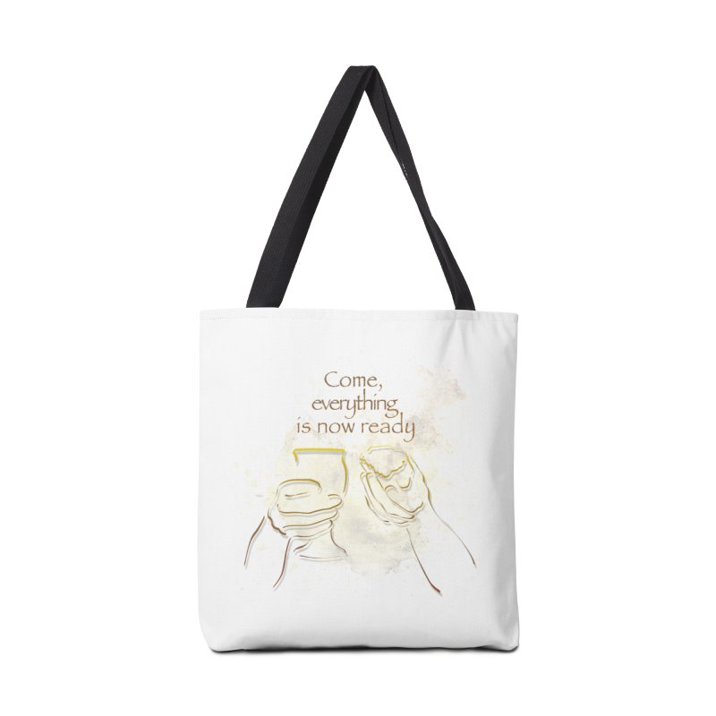 The supper of the Lord in Tote Bag by ReiLuzardo's Artist Shop