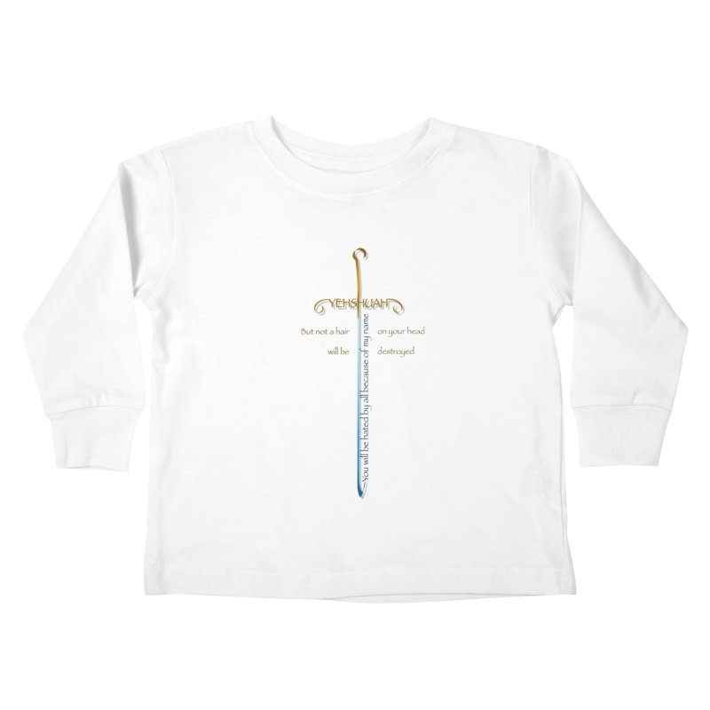You will be hated by all version 2 Kids Toddler Longsleeve T-Shirt by ReiLuzardo's Artist Shop