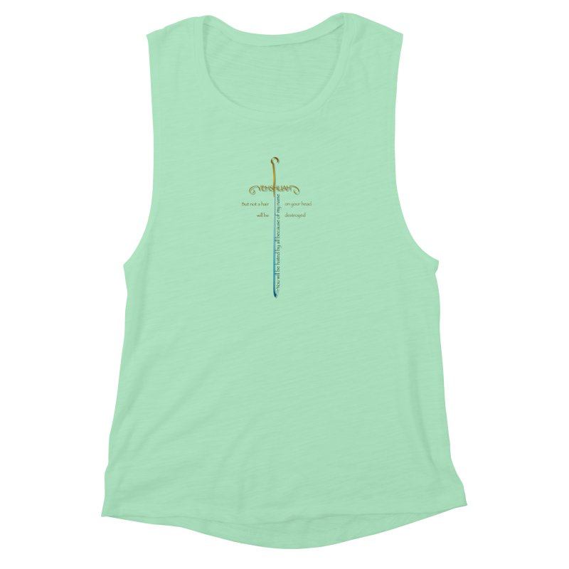 You will be hated by all version 2 Women's Muscle Tank by ReiLuzardo's Artist Shop