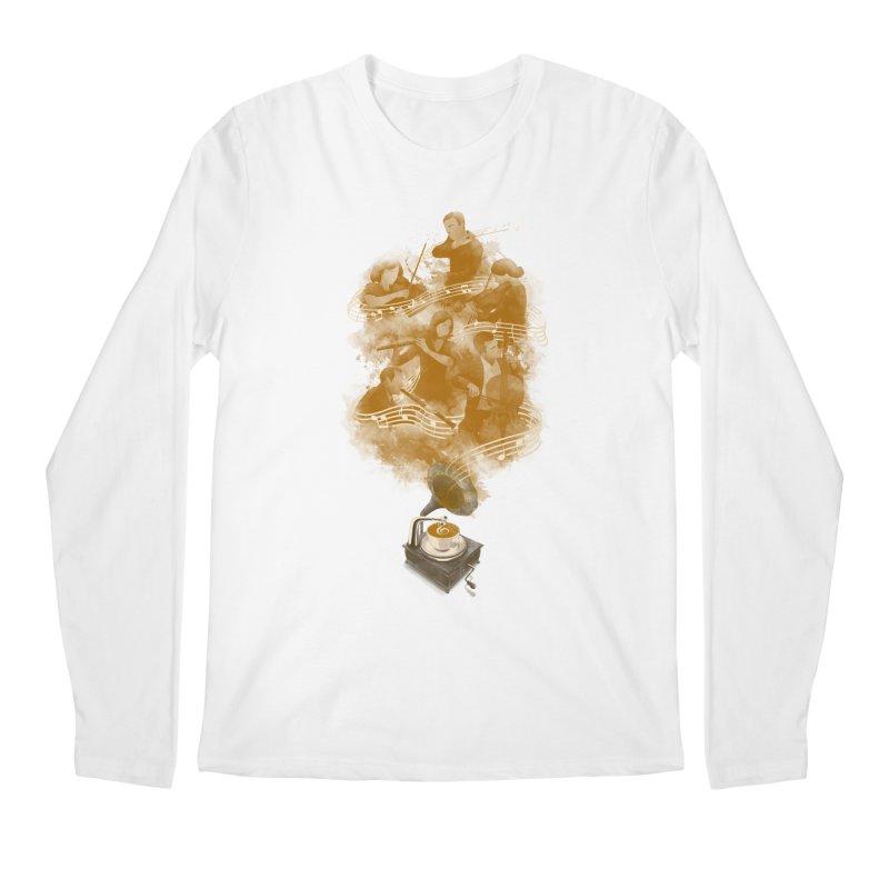 the bitter sweet symphony Men's Longsleeve T-Shirt by Rejagalu's Artist Shop