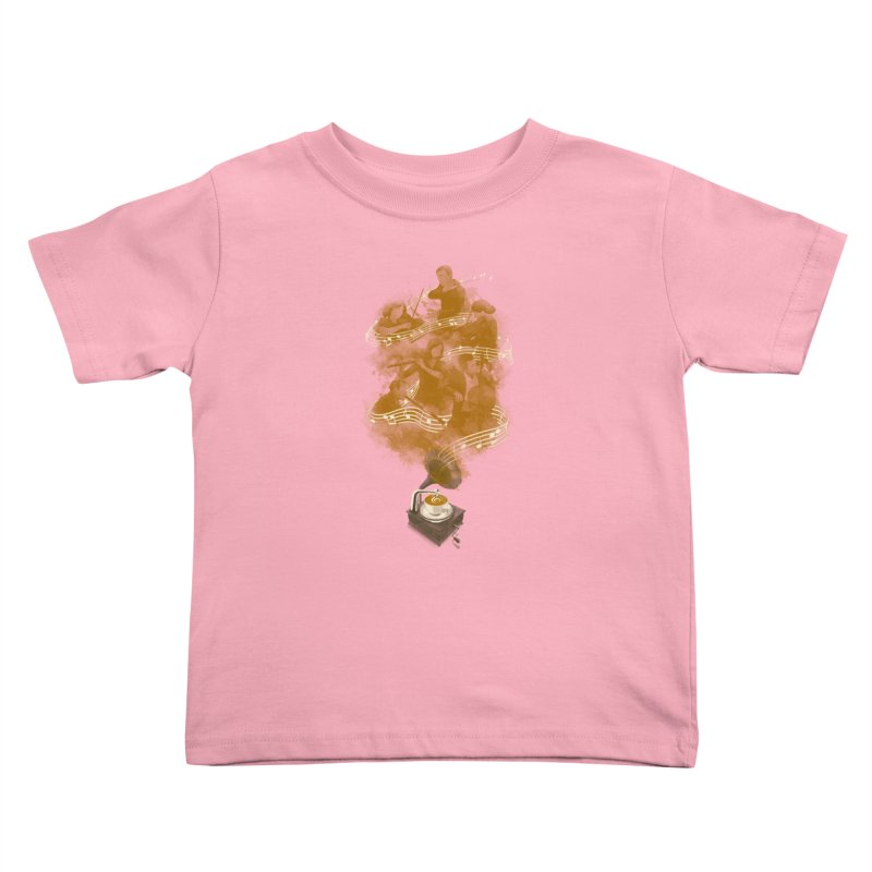 the bitter sweet symphony Kids Toddler T-Shirt by Rejagalu's Artist Shop