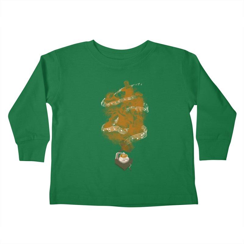 the bitter sweet symphony Kids Toddler Longsleeve T-Shirt by Rejagalu's Artist Shop