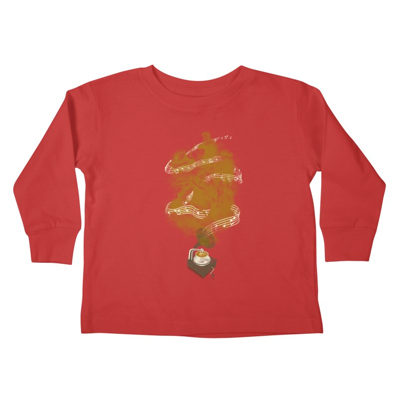 the bitter sweet symphony Kids Toddler Longsleeve T-Shirt by Rejagalu's Artist Shop