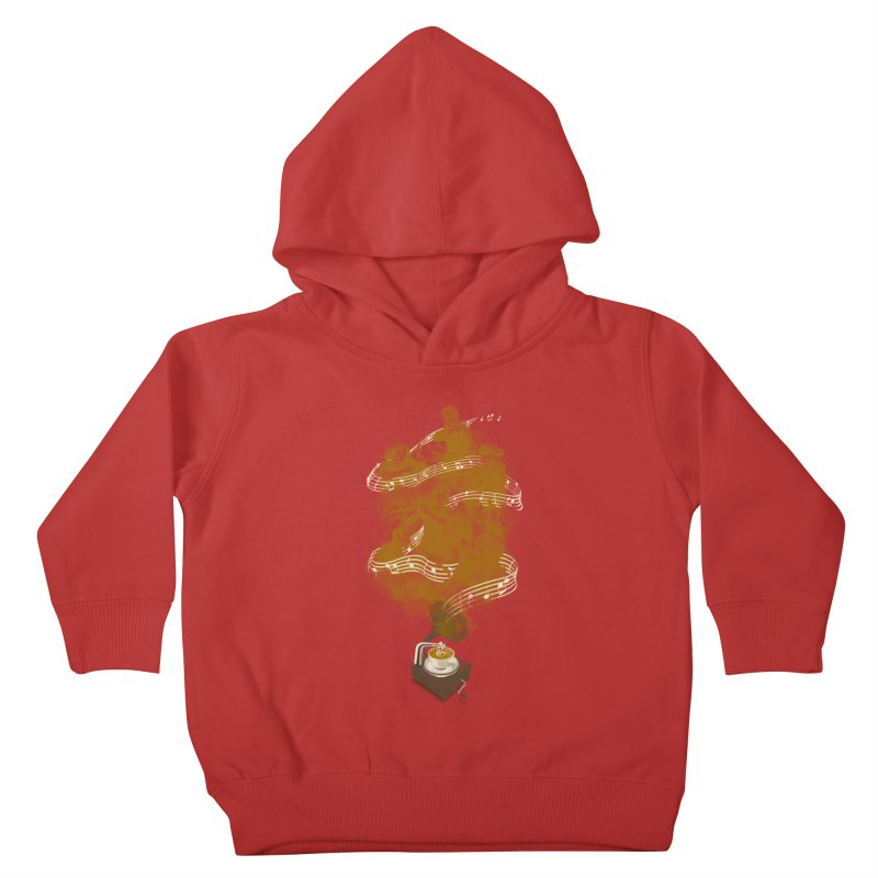 the bitter sweet symphony Kids Toddler Pullover Hoody by Rejagalu's Artist Shop