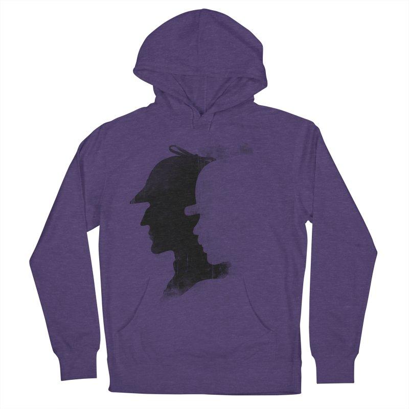 Sherlock's hommies Women's Pullover Hoody by Rejagalu's Artist Shop