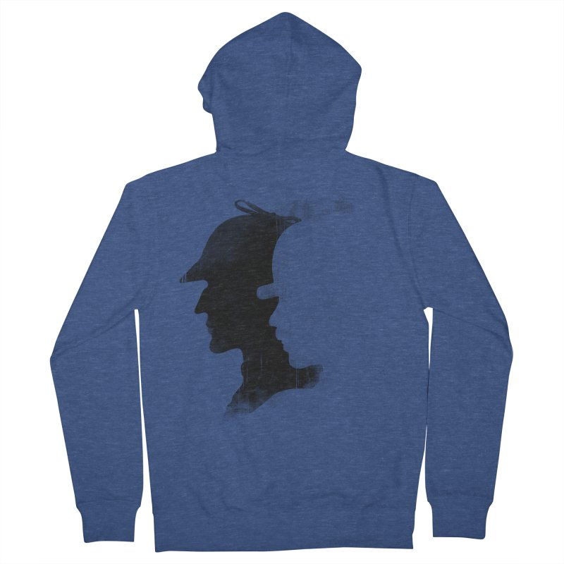 Sherlock's hommies Women's Zip-Up Hoody by Rejagalu's Artist Shop