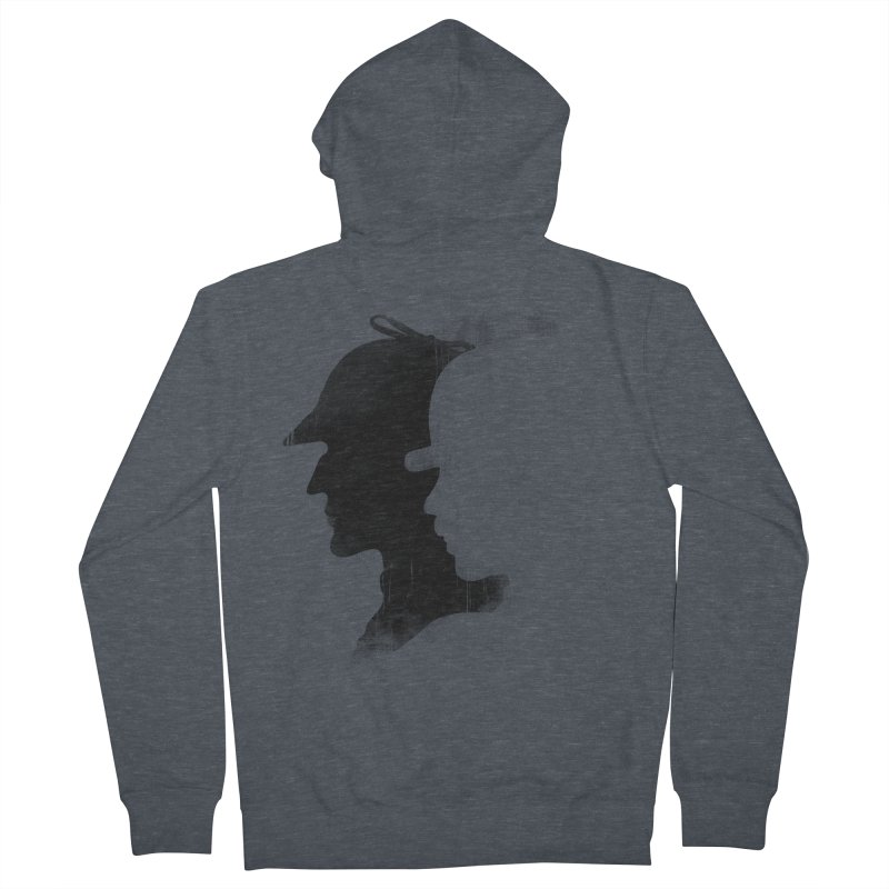 Sherlock's hommies Men's Zip-Up Hoody by Rejagalu's Artist Shop