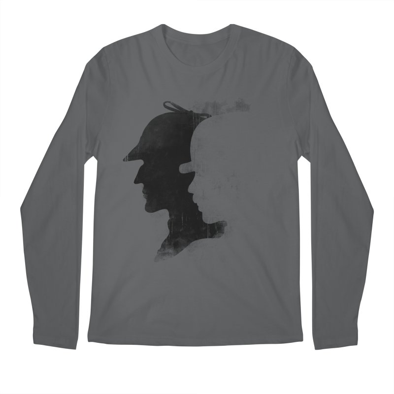 Sherlock's hommies Men's Longsleeve T-Shirt by Rejagalu's Artist Shop