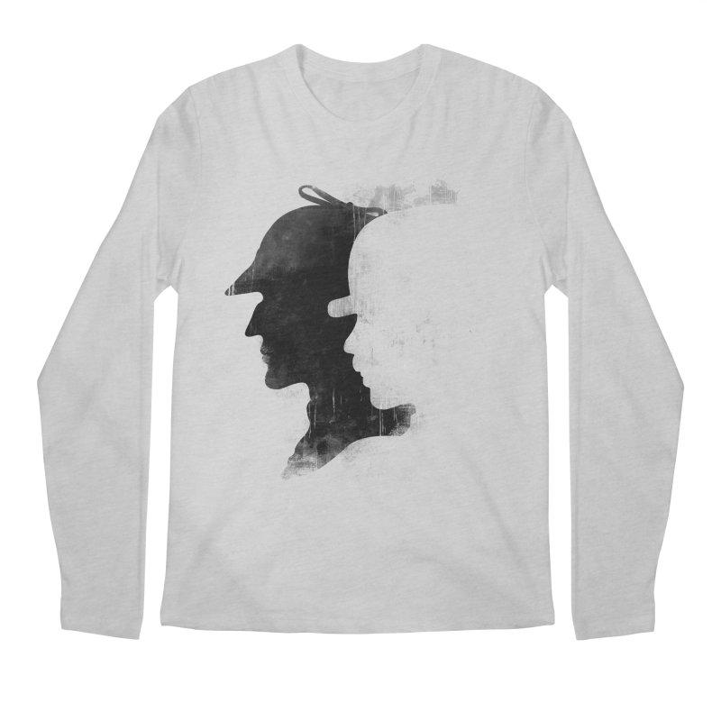 Sherlock's hommies Men's Longsleeve T-Shirt by Rejagalu's Artist Shop