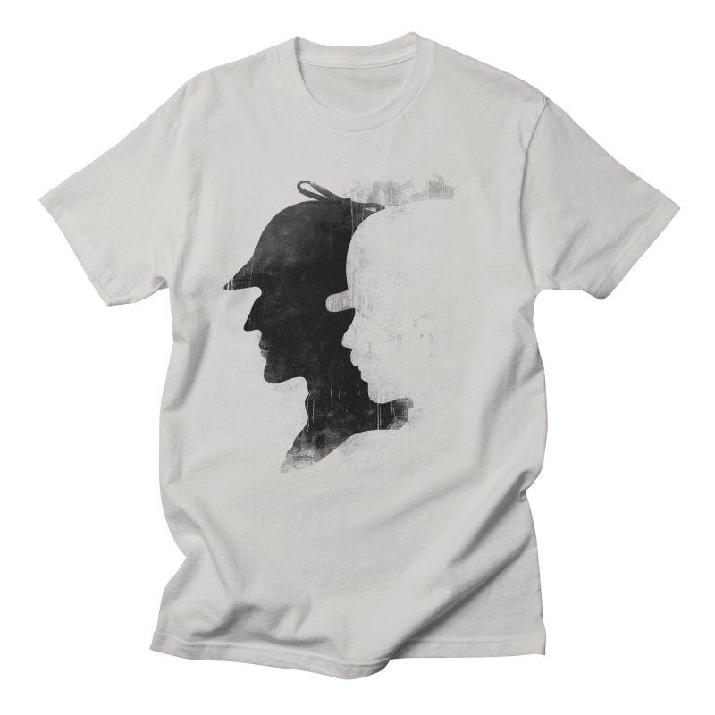 Sherlock's hommies Men's T-shirt by Rejagalu's Artist Shop