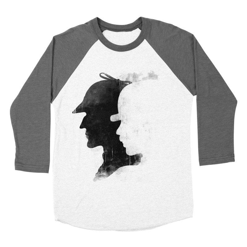 Sherlock's hommies Women's Baseball Triblend T-Shirt by Rejagalu's Artist Shop
