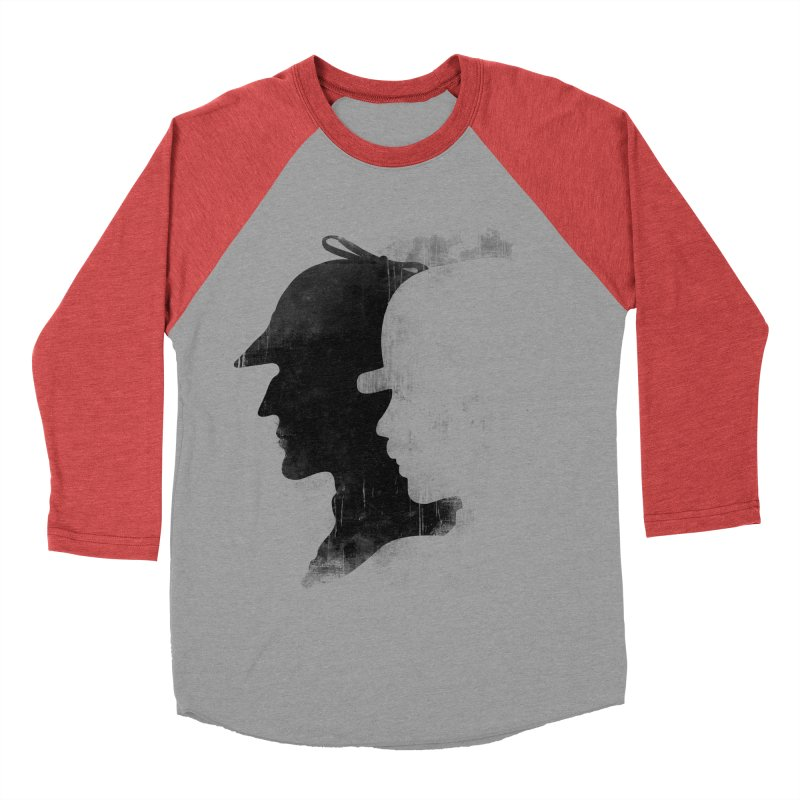 Sherlock's hommies Women's Baseball Triblend T-Shirt by Rejagalu's Artist Shop