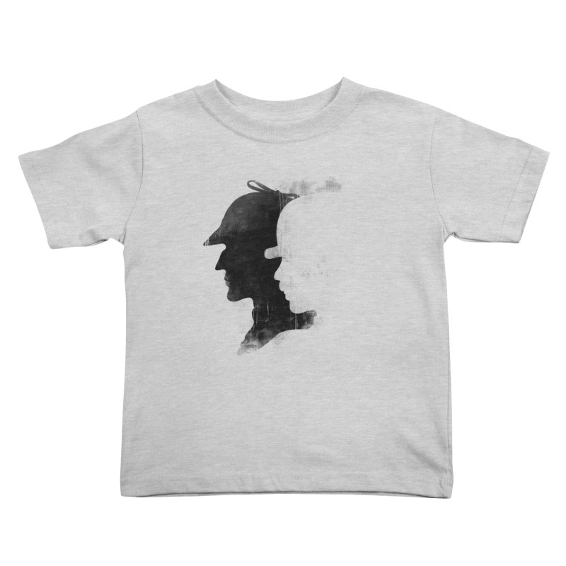 Sherlock's hommies Kids Toddler T-Shirt by Rejagalu's Artist Shop