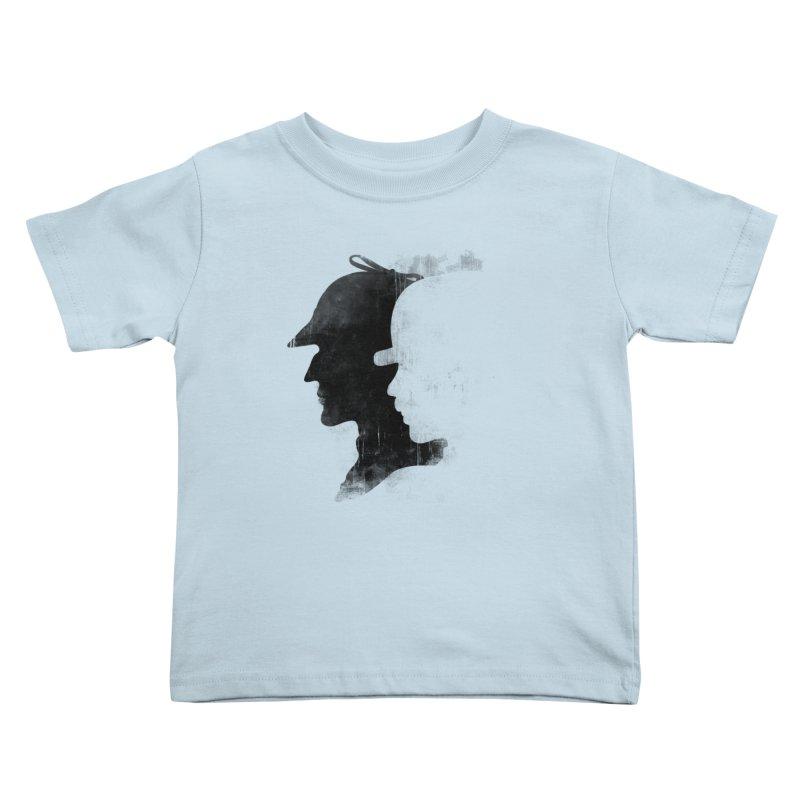 Sherlock's hommies Kids Toddler T-Shirt by Rejagalu's Artist Shop