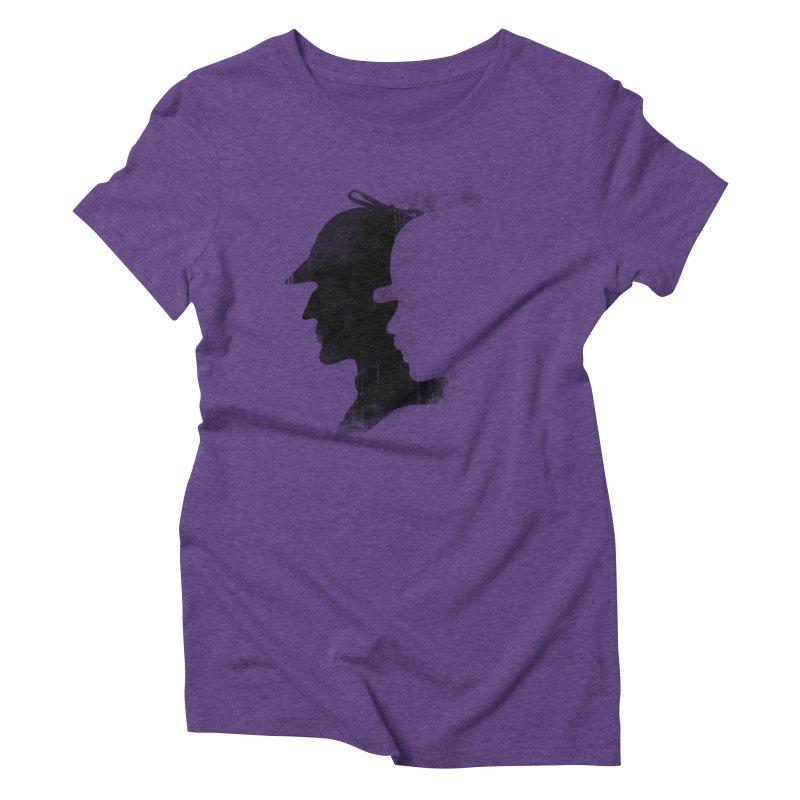 Sherlock's hommies Women's Triblend T-Shirt by Rejagalu's Artist Shop