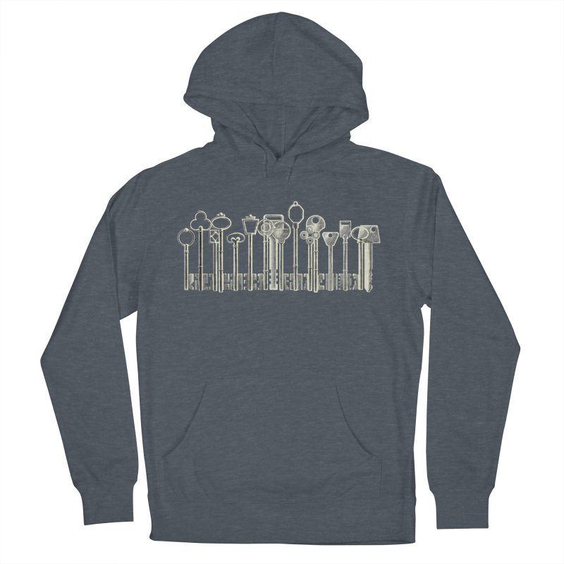 the board of keys Women's Pullover Hoody by Rejagalu's Artist Shop