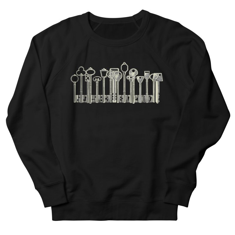 the board of keys Women's Sweatshirt by Rejagalu's Artist Shop
