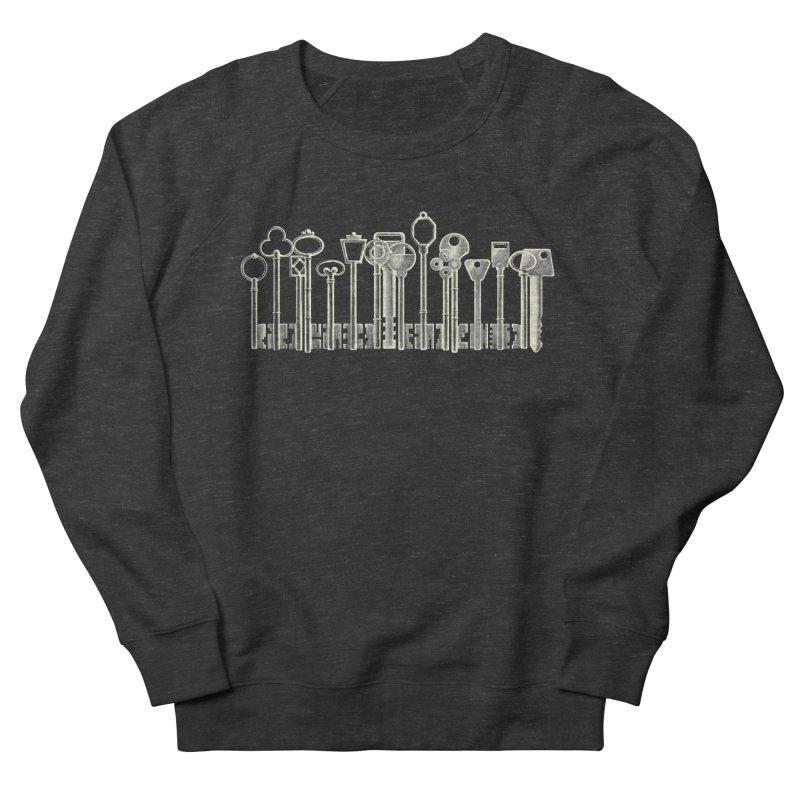 the board of keys Men's Sweatshirt by Rejagalu's Artist Shop