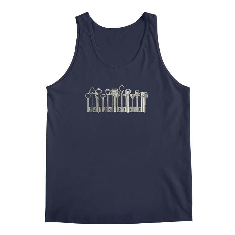 the board of keys Men's Tank by Rejagalu's Artist Shop