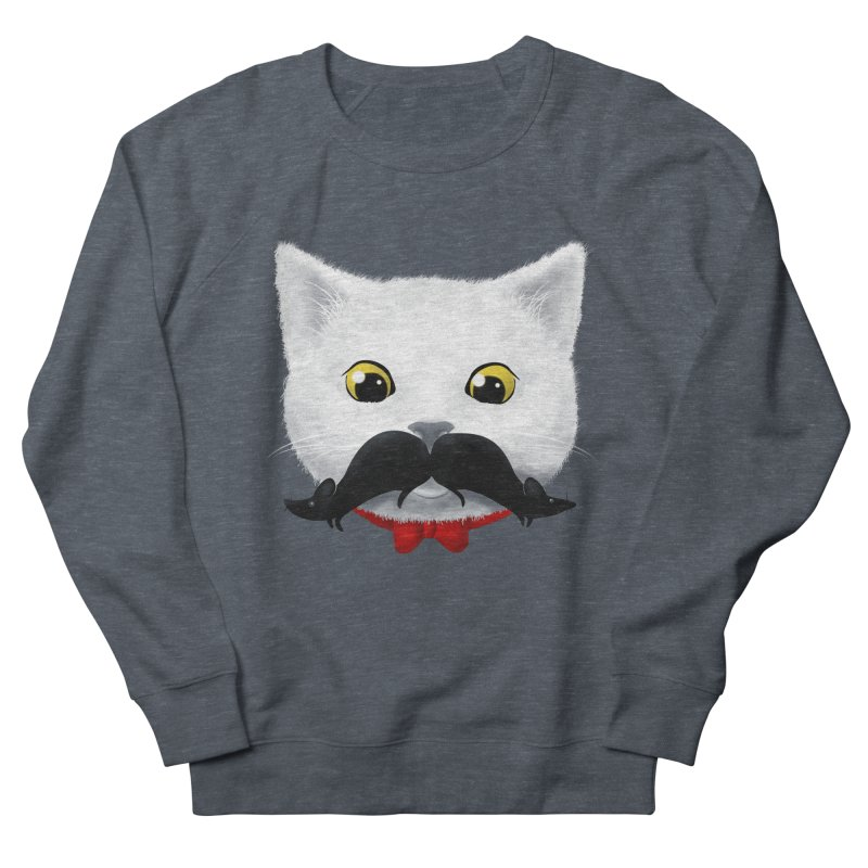 mr. cat's mouse-tache   by Rejagalu's Artist Shop