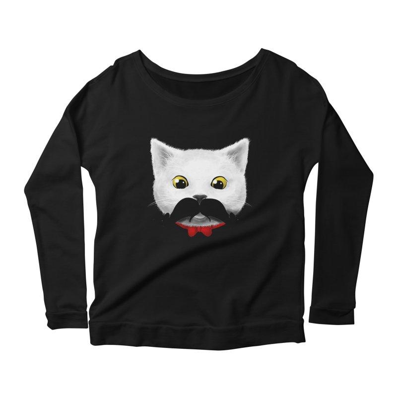 mr. cat's mouse-tache   by Rejagalu's Artist Shop