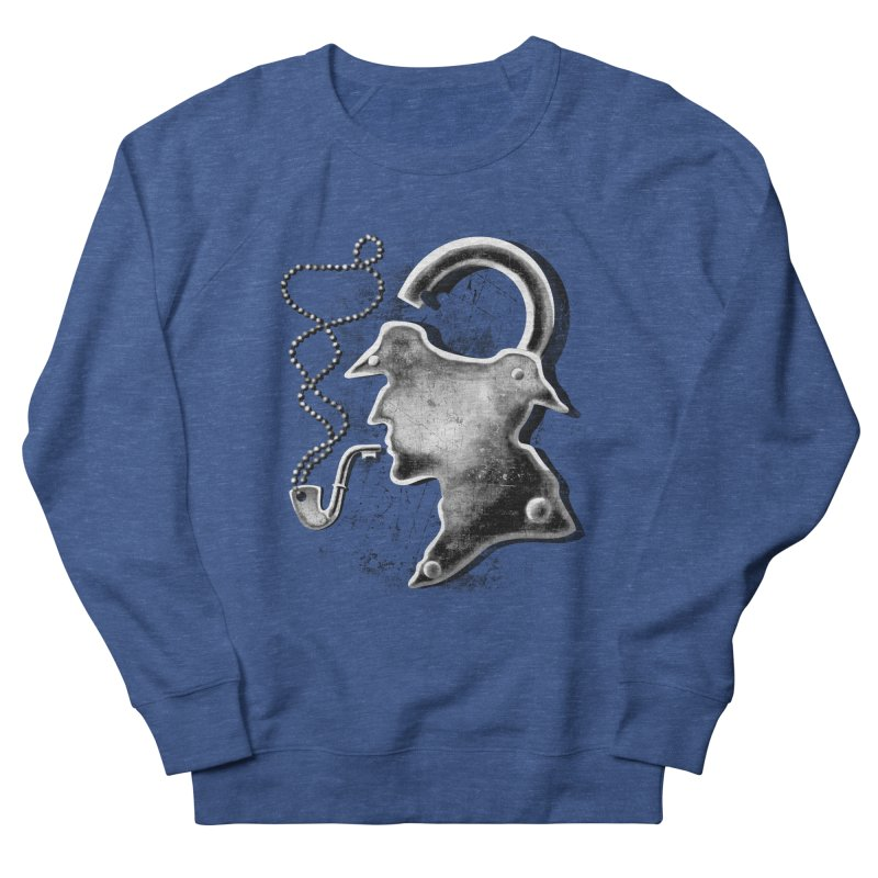 un-Sher-lock-ed Men's Sweatshirt by Rejagalu's Artist Shop