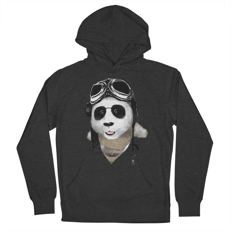 the aviator - born to fly Men's Pullover Hoody by Rejagalu's Artist Shop