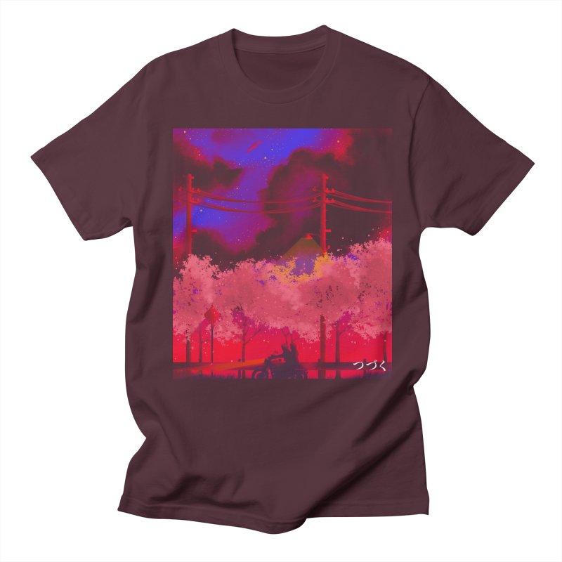tsuzuku Men's T-Shirt by Rejagalu's Artist Shop
