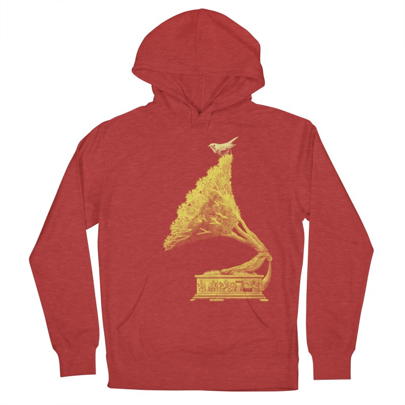 an old song by nature Women's Pullover Hoody by Rejagalu's Artist Shop