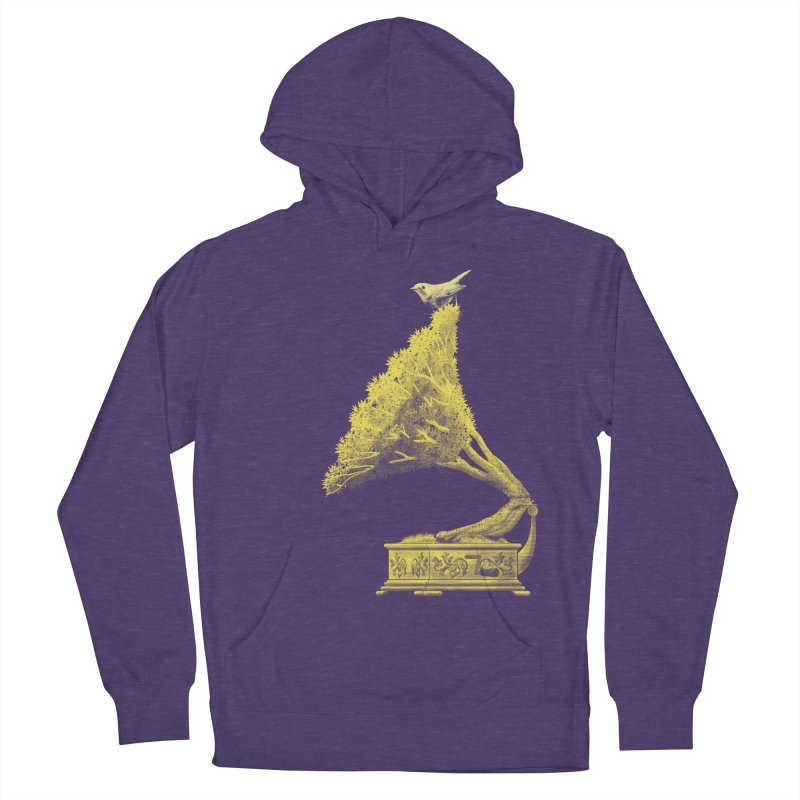 an old song by nature Men's Pullover Hoody by Rejagalu's Artist Shop