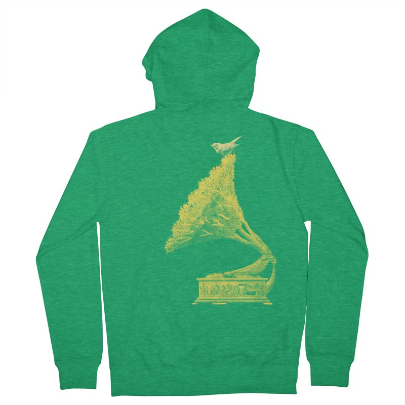 an old song by nature Women's Zip-Up Hoody by Rejagalu's Artist Shop
