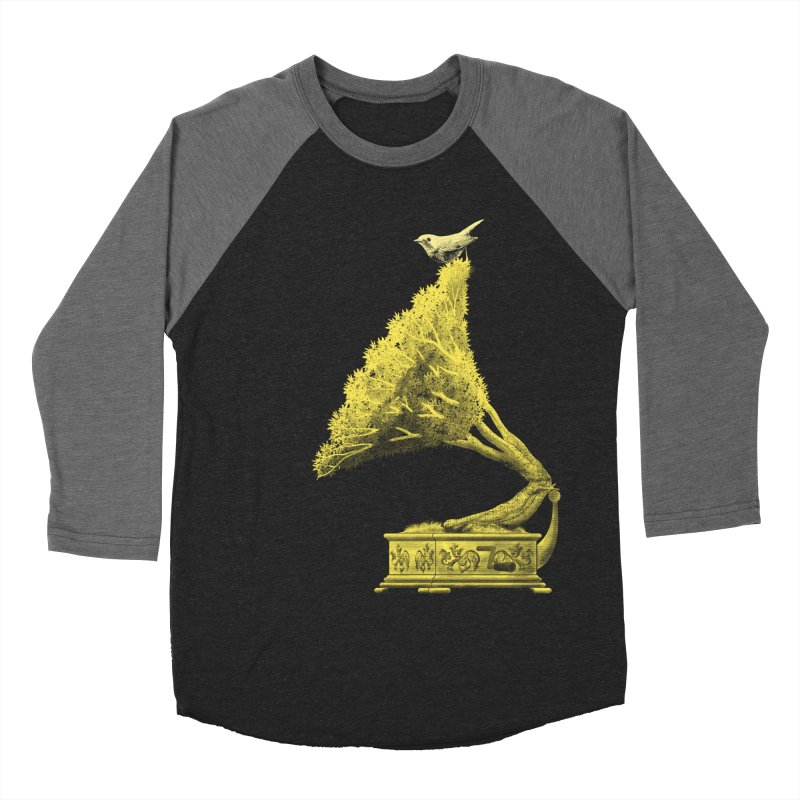 an old song by nature Women's Baseball Triblend T-Shirt by Rejagalu's Artist Shop