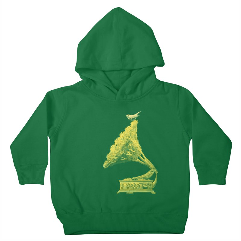 an old song by nature Kids Toddler Pullover Hoody by Rejagalu's Artist Shop