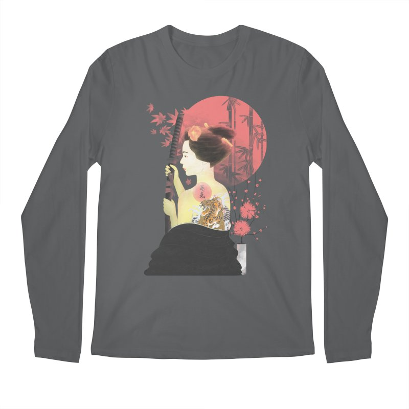 eiki Men's Longsleeve T-Shirt by Rejagalu's Artist Shop