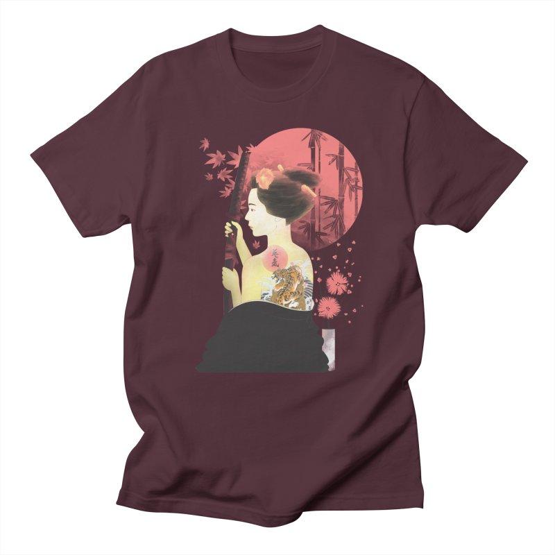 eiki Men's T-Shirt by Rejagalu's Artist Shop