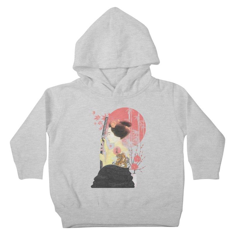 eiki Kids Toddler Pullover Hoody by Rejagalu's Artist Shop
