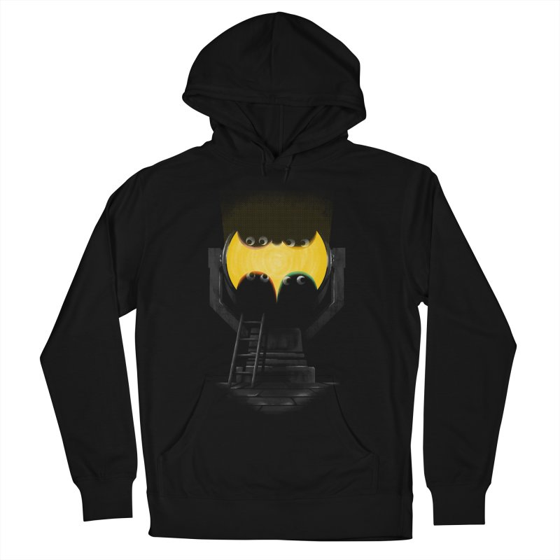the squad calling for the bat Men's Pullover Hoody by Rejagalu's Artist Shop