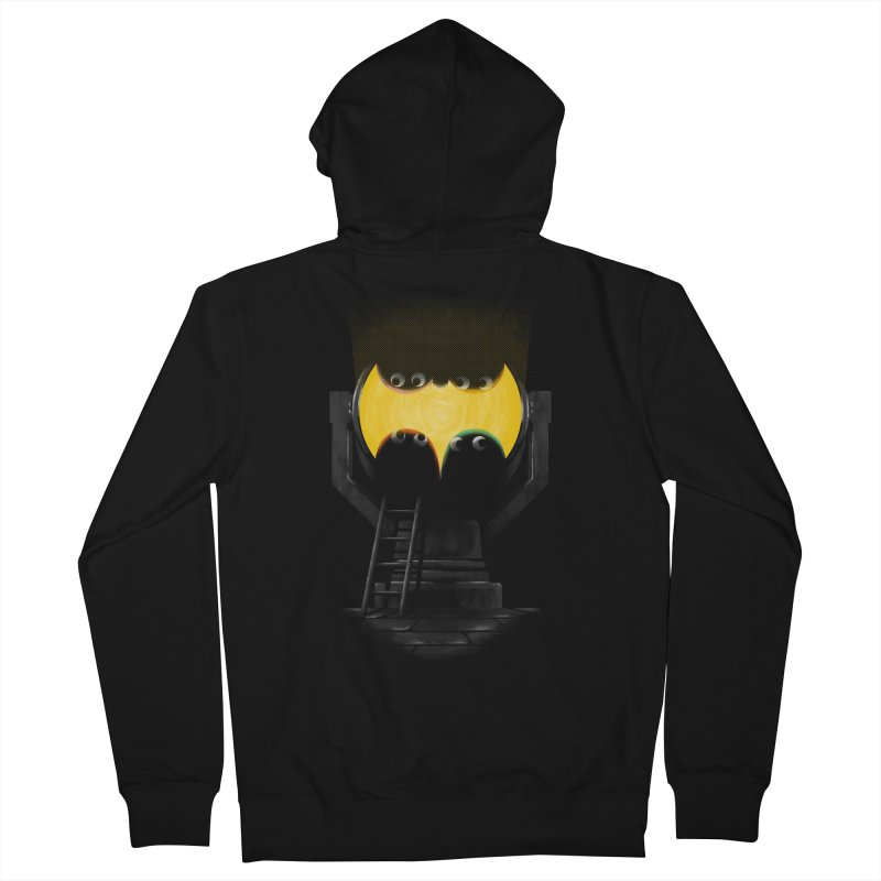 the squad calling for the bat Men's Zip-Up Hoody by Rejagalu's Artist Shop