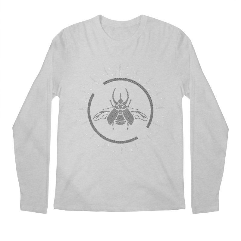 Horned Atlus  Men's Longsleeve T-Shirt by Relkcruts's Artist Shop