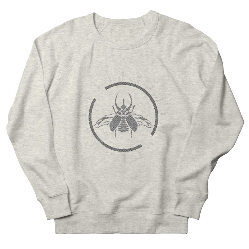 Horned Atlus  Women's Sweatshirt by Relkcruts's Artist Shop